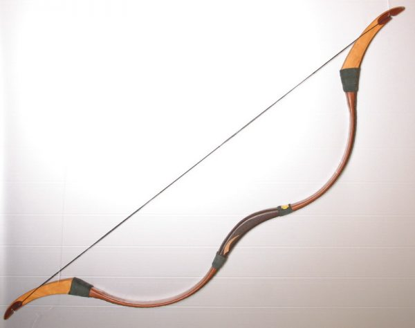 Traditional Hungarian recurve bow T/218-498
