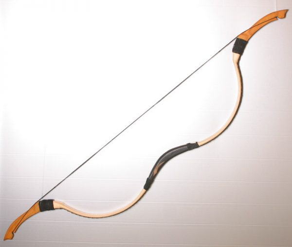 Traditional Mongolian recurve bow T/220-497