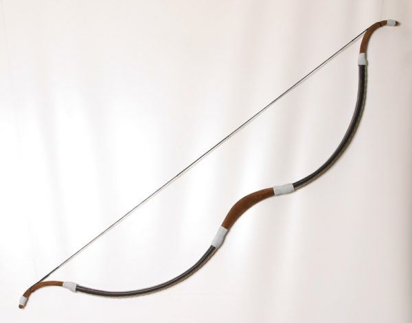 Traditional schytian recurve bow T/110-416