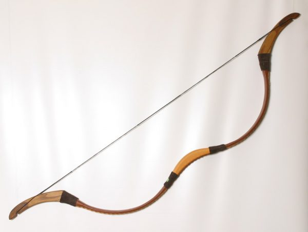 Traditional Hungarian recurve bow T/183-0
