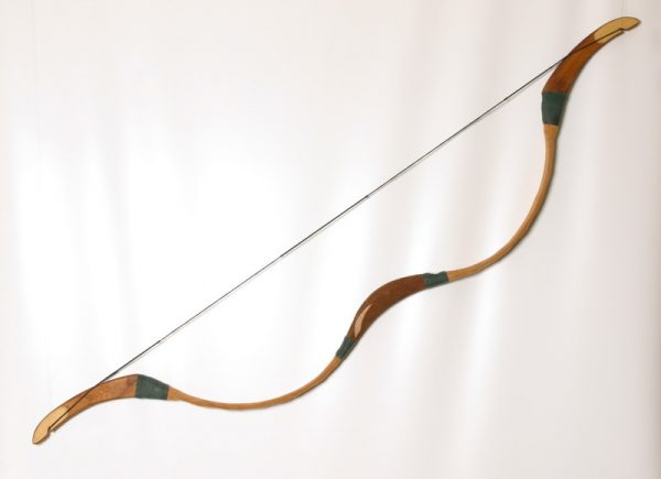 Traditional Hungarian recurve bow T/108-414