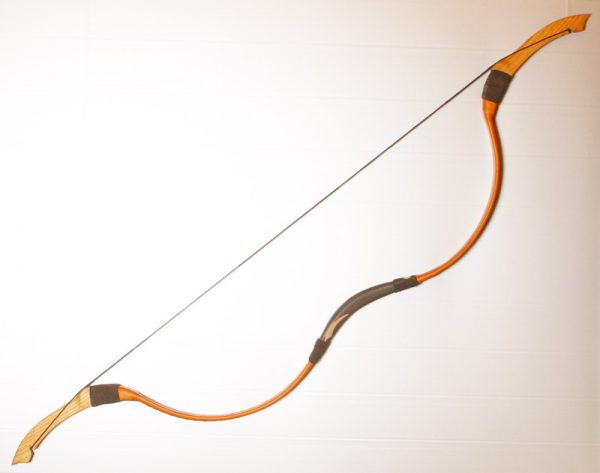 Traditional Mongolian recurve bow T/290-0