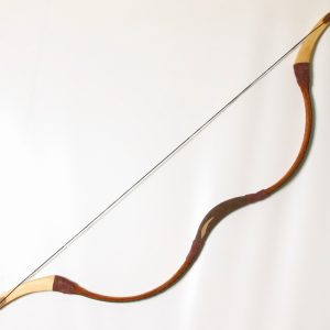 Traditional Hungarian recurve bow T/132-0