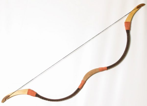 Traditional Hungarian recurve bow T/134-0