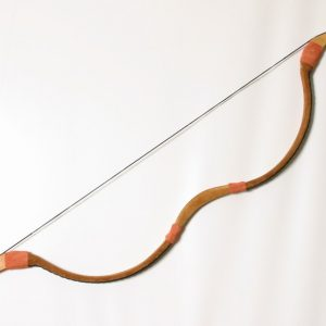 Traditional Mongolian recurve bow T/136-0