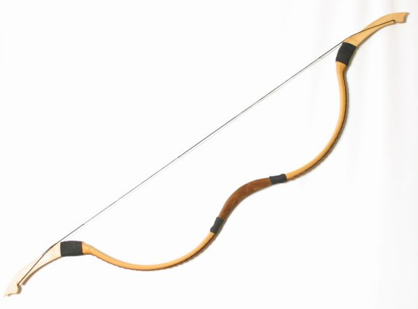 Traditional Mongolian recurve bow T/137-0