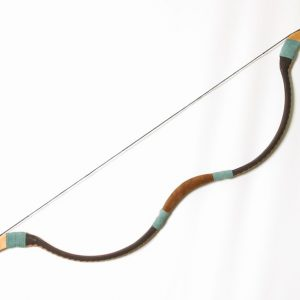 Traditional Mongolian recurve bow T/138-0