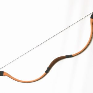 Traditional Mongolian recurve bow T/143-0