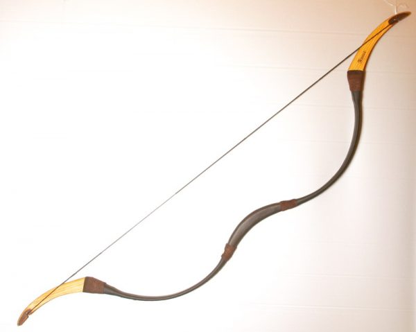 Traditional Hungarian recurve bow T/293-0