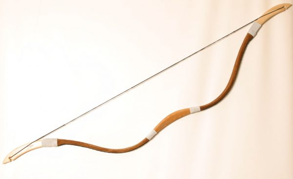 Traditional Hungarian recurve bow T/153-434