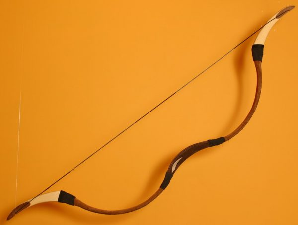Traditional Hungarian recurve bow T/157-438