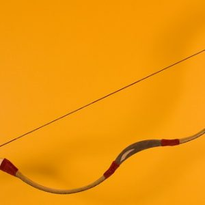 Traditional Hungarian recurve bow T/164-0
