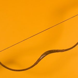 Traditional Mongolian recurve bow T/165-0