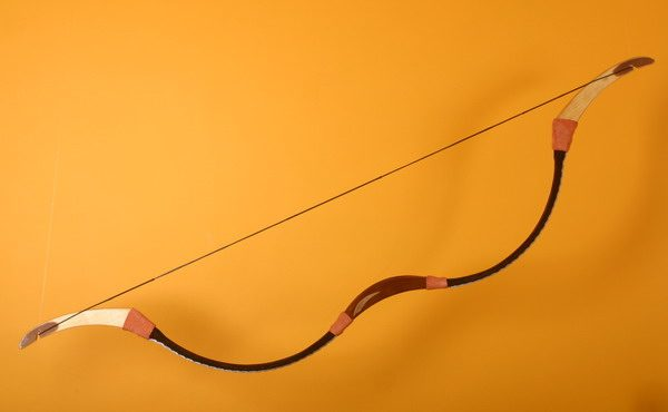 Traditional Hungarian recurve bow G/169-450