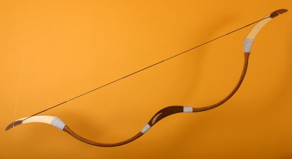 Traditional Hungarian recurve bow T/168-449