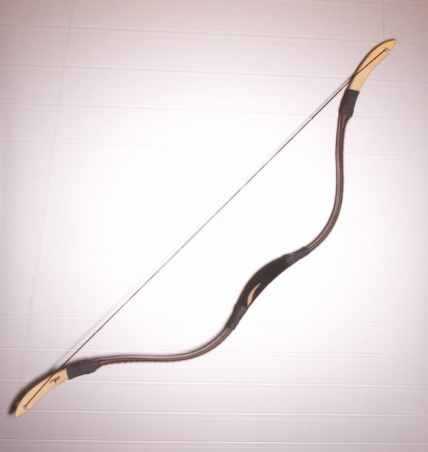 Traditional Hungarian recurve bow T/184-850