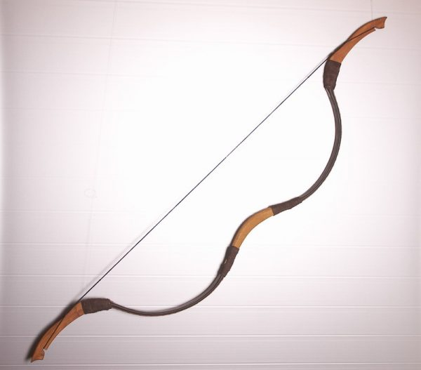 Traditional Mongolian recurve bow T/188-0