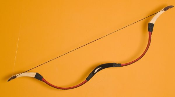 Traditional Hungarian recurve bow T/182-848