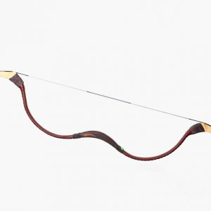 Traditional Mongolian recurve bow 25-65LBS T/640-0