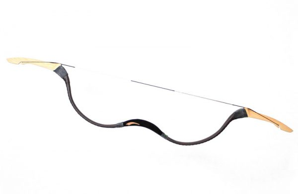 Traditional Mongolian recurve bow 25-65LBS T/642-732