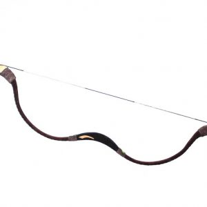 Traditional Mongolian recurve bow T/741-0