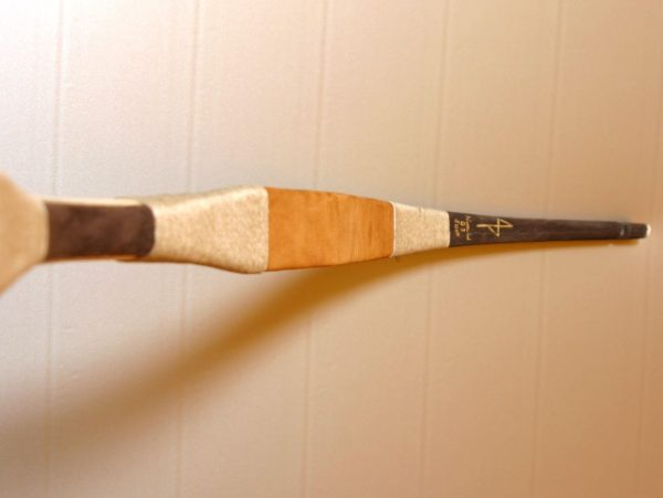 Traditional Pecheneg recurve bow G/650-1388