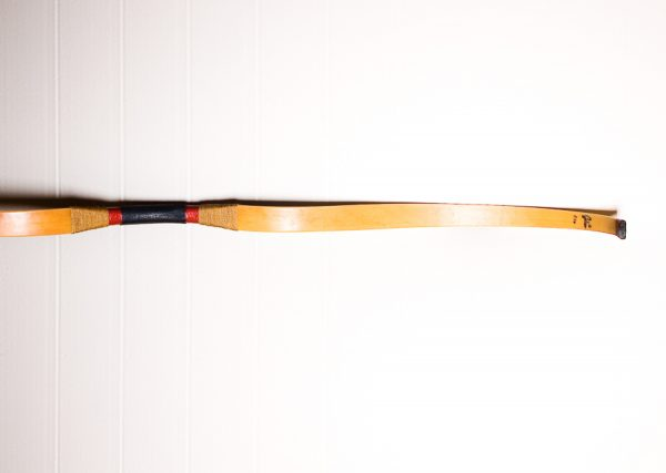 Biocomposite Laminated Scythian recurve bow G/413-1417