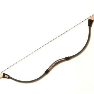 Traditional Decorated Mongolian Khan recurve bow T/407-0
