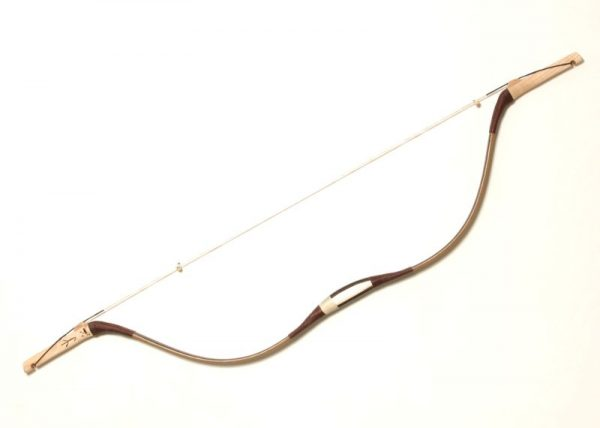 Traditional Mongolian recurve bow G/441-0