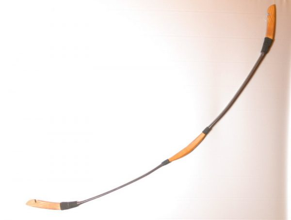 Traditional Hun C recurve bow T/307-0