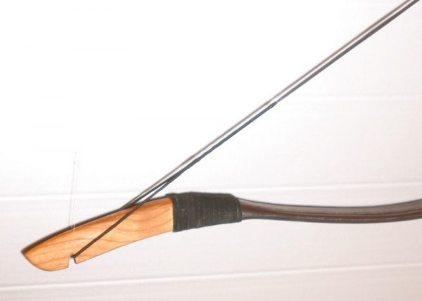Traditional Hun C recurve bow T/307-1470