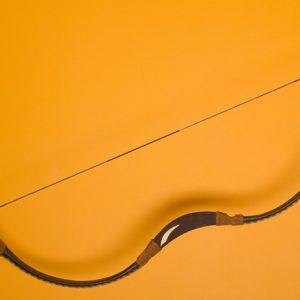 Traditional Hungarian recurve bow T/172-0