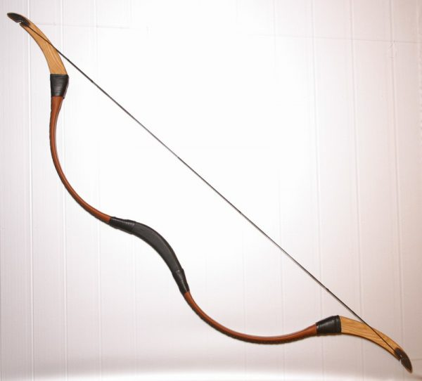 Traditional Hungarian recurve bow T/203-481