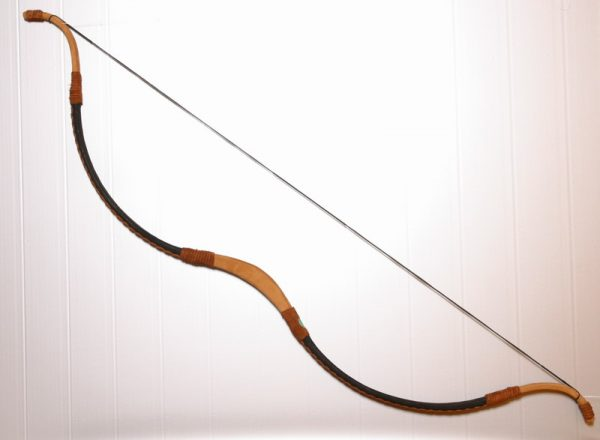 Traditional Schytian recurve bow T/202-866