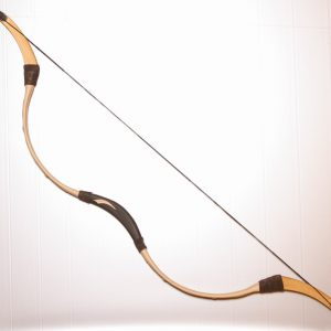 Traditional Hungarian recurve bow DELUXE T/212-0