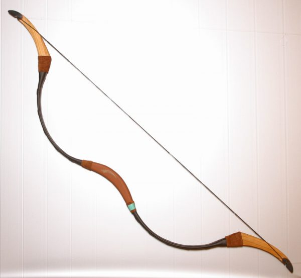 Traditional Hungarian recurve bow DELUXE T/214-881