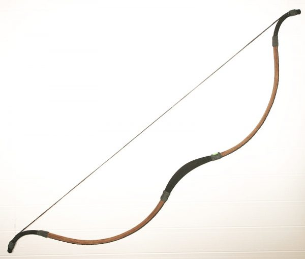 Traditional Scythian recurve bow T/341-0