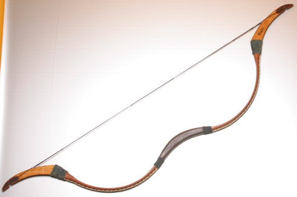 Traditional Hungarian recurve bow T/257-0