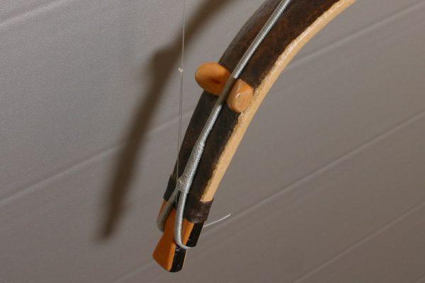 Traditional Old Scythian recurve bow G/253-1462