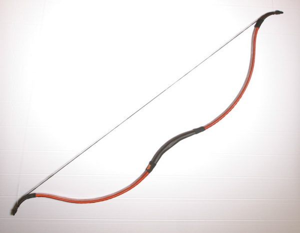Traditional Scythian recurve bow T/259-0
