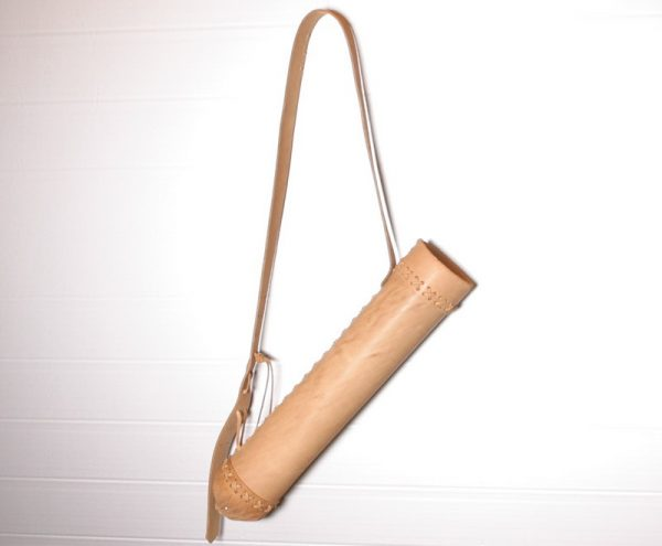 Traditional quiver back construction T/377-0