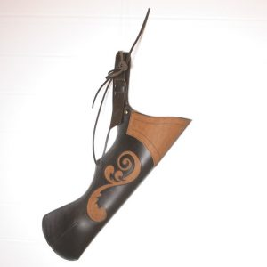 Traditional quiver belt construction T/308-0