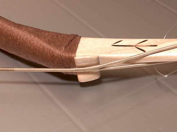 Hungarian recurve bow of the middle ages G/555-1492