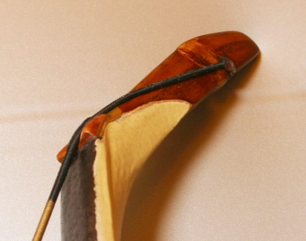 Traditional Turkish recurve bow G/274-1354