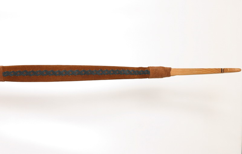 Mongolian recurve bow