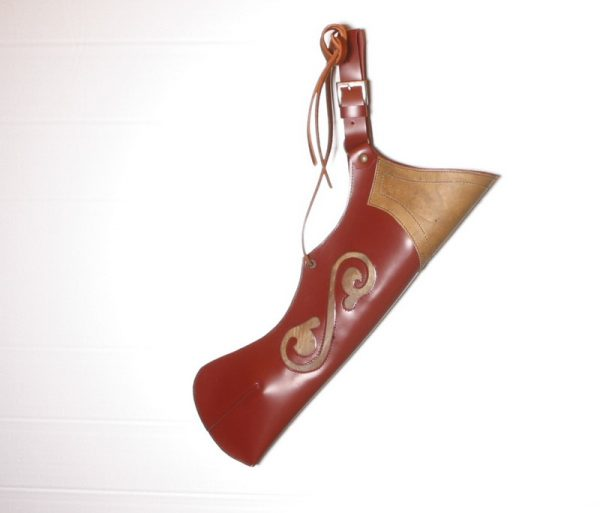 Traditional Quiver belt construction T/301-0