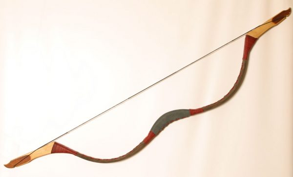 Traditional Mongolian recurve bow TI/440-0