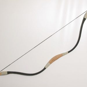 Traditional Hungarian recurve bow T/485-0