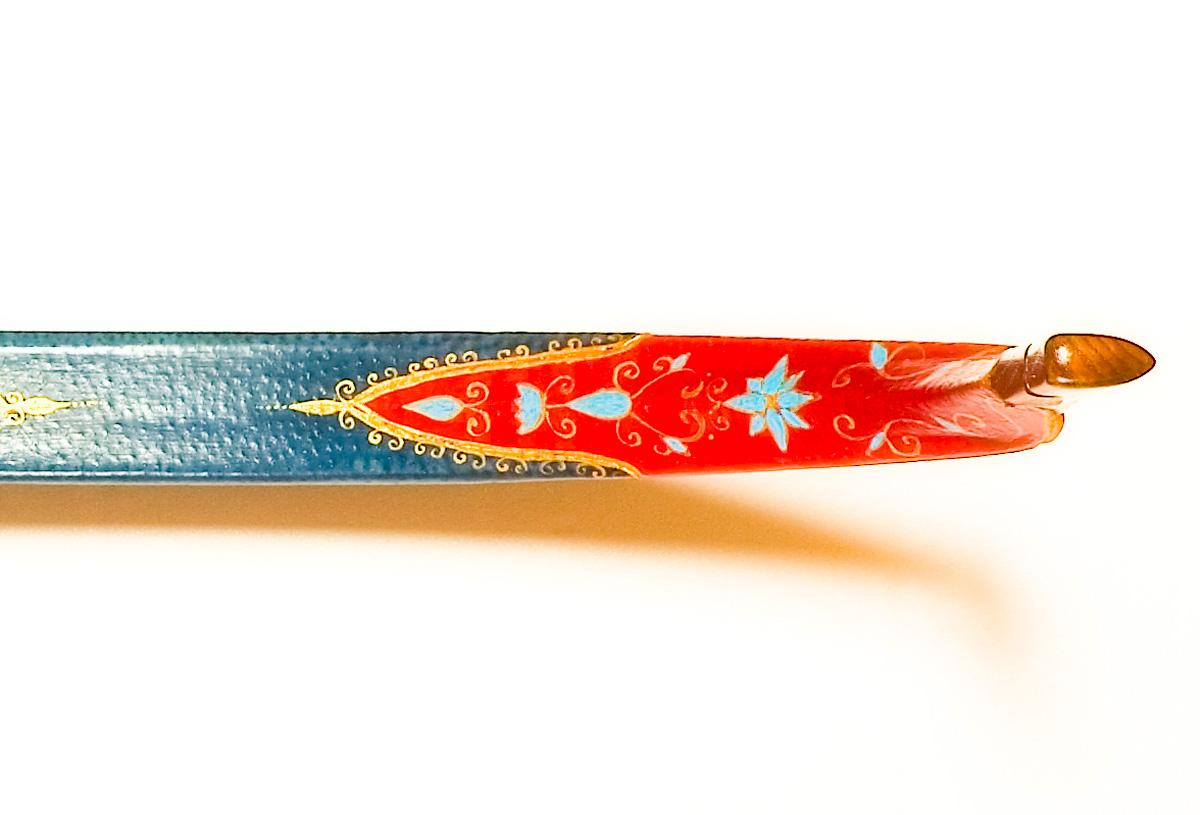 Turkish recurve bow