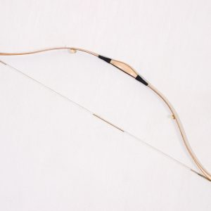 Traditional Turkish laminated recurve bow G/296-0